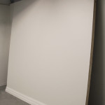 Wall, 8x8' wall. pine and drywall, 2013